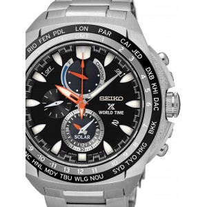 Mens watch Seiko Prospex Sea SSC487P1 Chrono