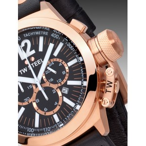 Mens watch TW Steel CEO Canteen CE1023 Chrono
