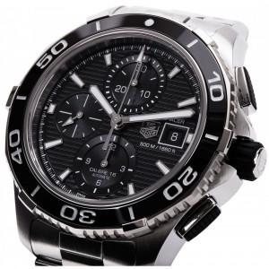 Mens watch TAG Heuer Aquaracer 500M CAK2110.BA0833