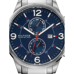 Mens watch Tommy Hilfiger 1790903 Multifunction