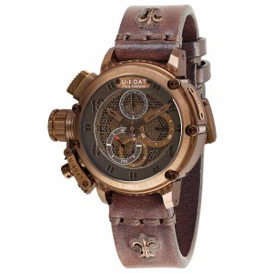 Mens watch U-Boat Chimera Bronze 8096
