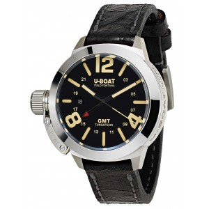 Mens watch U-Boat Classico Tungsteno 8050 GMT