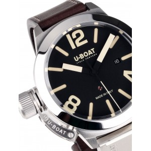 Ceas barbatesc U-Boat Classico 7127 AS Shiny Bezel