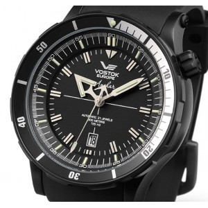 Mens watch Vostok Europe Anchar 5104142 Automatic