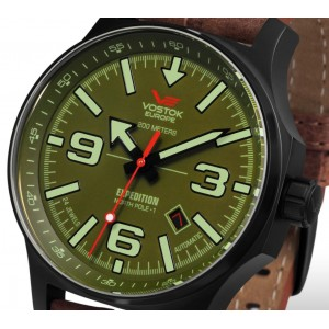 Mens watch Vostok Europe Expedition 5954231 Automatic