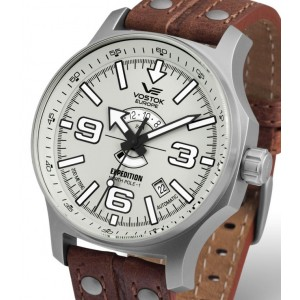 Mens watch Vostok Europe Expedition 5955192 Automatic