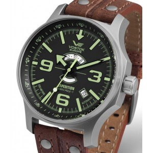 Mens watch Vostok Europe Expedition 5955193 Automatic