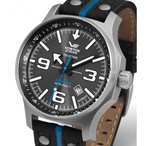 Mens watch Vostok Europe Expedition 5955195 Automatic