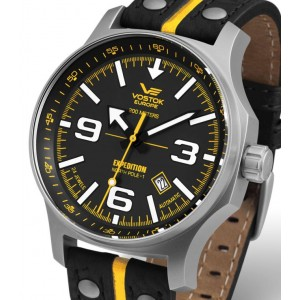 Mens watch Vostok Europe Expedition 5955196 Automatic