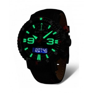 Mens watch Vostok Europe Mriya 5554251 Digital