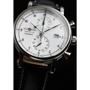 Mens watch Zeppelin Nordstern 7578-1 Chrono