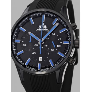 Mens watch  Rothenschild Voyager RS-1311-IB-Bl