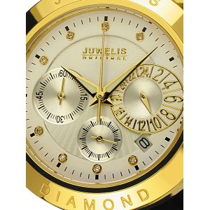 Mens watch Juwelis JW-0601-GW