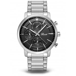 Mens watch Bossart Atman BW-1401-AS-BK-BRC